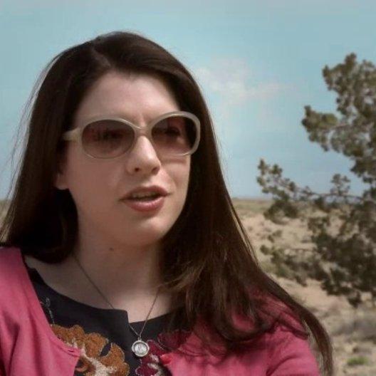 Stephenie Meyer über Diane Kruger als Sucherin - OV-Interview