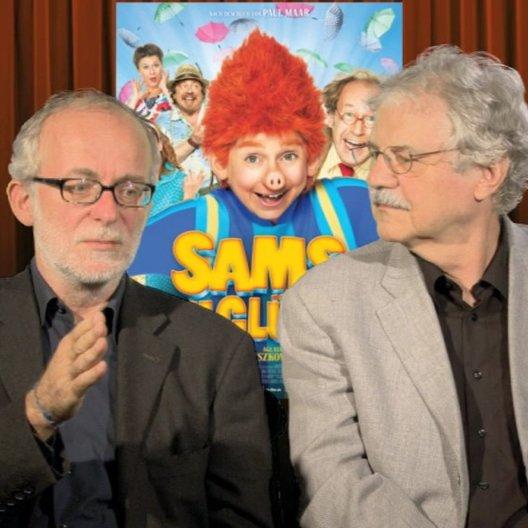 Paul Maar und Ulrich Limmer über die Dreharbeiten in Bamberg - Interview