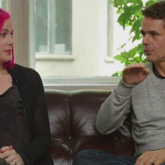 Interview mit Lana und Andy Wachowski und Tom Tykwer - Teil 1 - OV-Interview