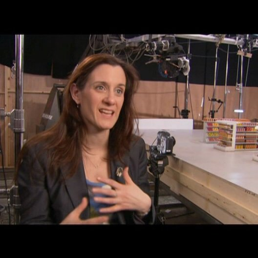 Allison Abbate über Wes Anderson - OV-Interview
