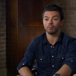 Dominic Cooper über den Film - OV-Interview