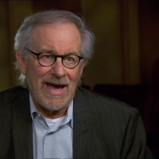 Steven Spielberg (Regisseur-Produzent) über Republikaner und Demokraten - OV-Interview