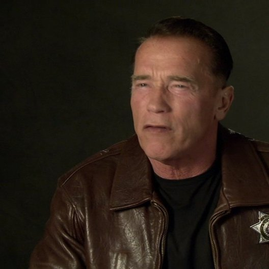Arnold Schwarzenegger (Ray Owens) über die Geschichte - OV-Interview
