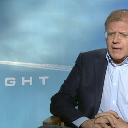 Robert Zemeckis - Regisseur - über Denzel Washingtons Leistung - OV-Interview