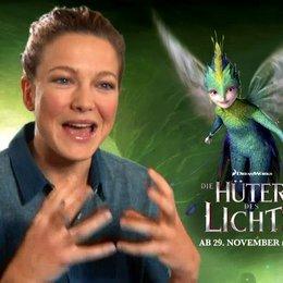 Hannah Herzsprung - Zahnfee - was sie an dem Film so mag - Interview