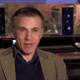 Christoph Waltz - Mandrake - über seine Rolle als Mandrake - OV-Interview