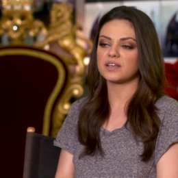 Mila Kunis (Theodora) über die Zusammenarbeit mit Sam Raimi - OV-Interview