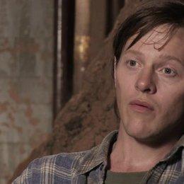 Thure Lindhardt Wolfgang (Priklopil) über sein Treffen mit Natascha Kampusch - OV-Interview