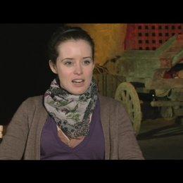 Claire Foy über ihre Rolle - OV-Interview