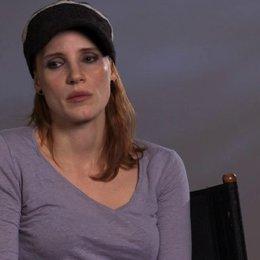 Jessica Chastain über Guillermo del Toro - OV-Interview