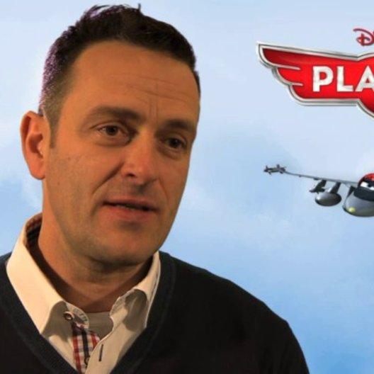 Matthias Dolderer - deutsche Stimme Echo - über seinen Traum vom Fliegen - Interview