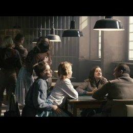 Besuchstag im Gefängnis - Szene