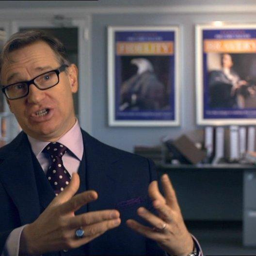 Paul Feig - Regisseur - als Ashburn und Mullins, wie sie sich gegenseitig helfen - OV-Interview