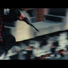 Die Wolverines greifen an - Szene