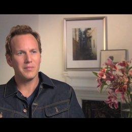 Patrick Wilson ueber Roland - OV-Interview