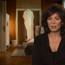 Iris Berben - Tiffanys Mutter - darüber wie sie zur Rolle kam - Interview