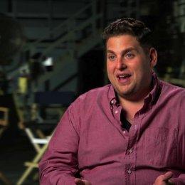 Jonah Hill über die Dreharbeiten - OV-Interview