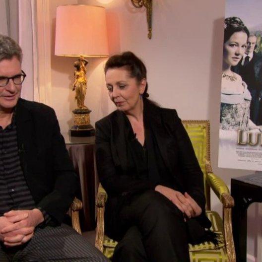 Peter Sehr und Marie Noelle über die Dreharbeiten in Neuschwanstein - Interview