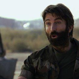 Sharlto Copley über die Motivationen seiner Rolle Kruger - OV-Interview