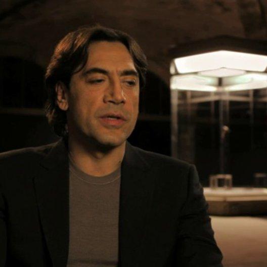 Javier Bardem über seine Rolle - OV-Interview