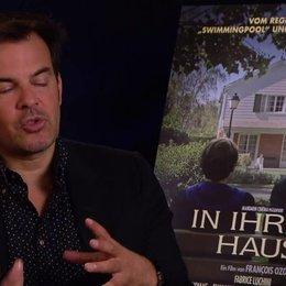 Francois Ozon Regiesseur darüber wie sich der Film von der Vorlage unterscheidet - OV-Interview