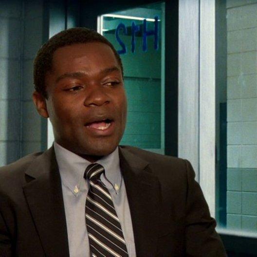 David Oyelowo - Detective Emerson über die Zusammenarbeit mit Christopher McQuarrie - OV-Interview
