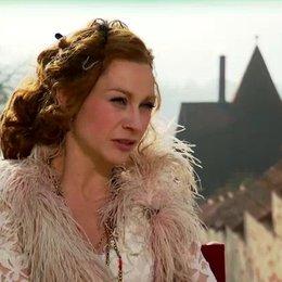 Christiane Paul über die Dreharbeiten - Interview