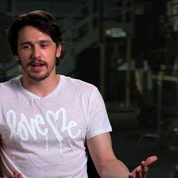 James Franco über die Entwicklung seiner Rolle - OV-Interview