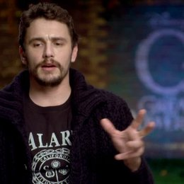 James Franco (Oz) über Sam Raimi - OV-Interview