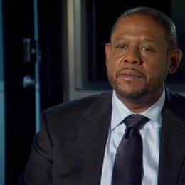 Forest Whitaker (Agent John Bannister) über den Regisseur - OV-Interview