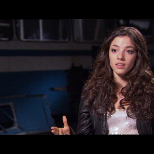 Olivia Thirlby (Natalie) über Moskau - OV-Interview