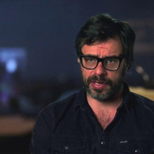 Jemaine Clement - Nigel - über Gabi - OV-Interview