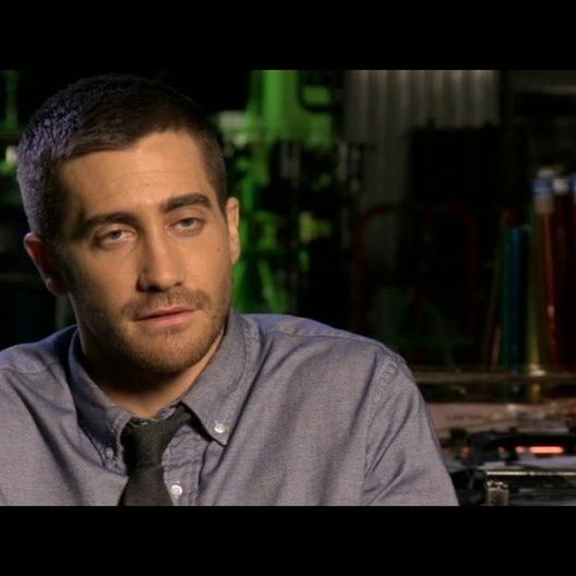 Jake Gyllenhaal (Colter Stevens) über die Ausgangssituation des Films 2 - OV-Interview