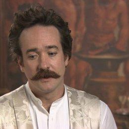 Matthew Mcfadyen über Tom Stoppards Gedanken zum Roman - OV-Interview