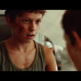 Lucas hilft den Menschen im Krankenhaus sich wiederzufinden - Szene