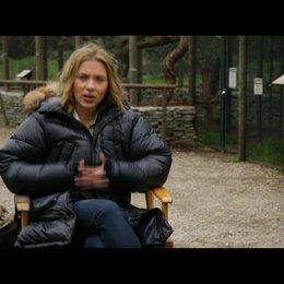 Scarlett Johansson - Kelly Foster - über die Arbeit mit Matt Damon - OV-Interview