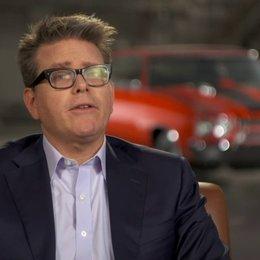 Christopher McQuarrie - Regisseur über die Herausforderung einen Film zu produzieren und Tom Cruise als Produzent - OV-Interview