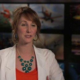 Traci Balthazor Flynn - Produzentin - über die globale Anmutung des Films - OV-Interview