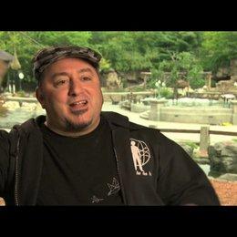 Frank Coraci über die perfekte Zookulisse - OV-Interview