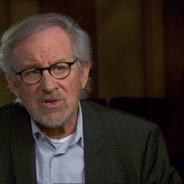 Steven Spielberg (Regisseur-Produzent) darüber von Lincoln zu lernen - OV-Interview