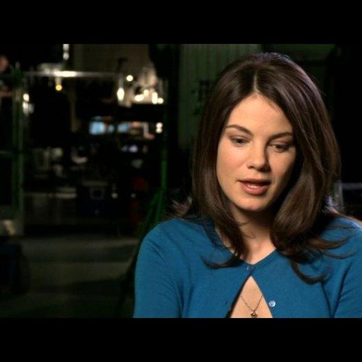 Michelle Monaghan (Christina) über die Herausforderung, den Film zu drehen - OV-Interview