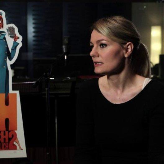 Martina Hill über die Geschichte - Interview