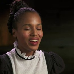 Kerry Washington über die Besetzung - OV-Interview