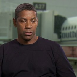 Denzel Washington - Whip Whitaker - über Robert Zemeckis - OV-Interview