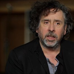 Tim Burton über Benjamin Walker als Abraham Lincoln - OV-Interview
