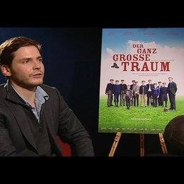 Daniel Brühl (Konrad Koch) darüber was man aus dem Film mitnimmt - Interview