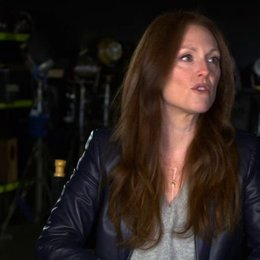 Julianne Moore - Jen Summers - über den Regisseur - OV-Interview