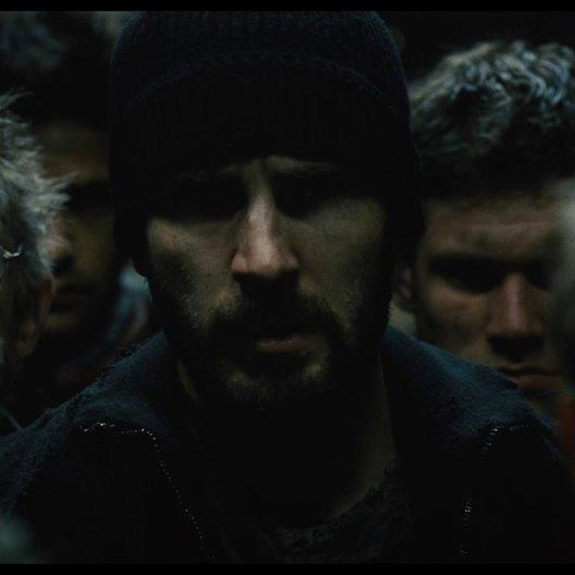 Die Revolte beginnt - Szene