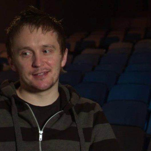 Tommy Wirkola - Regisseur und Drehbuchautor - über die düstere Grundlage des Märchens - OV-Interview