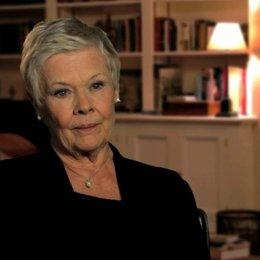 Judi Dench über das Drehbuch - OV-Interview